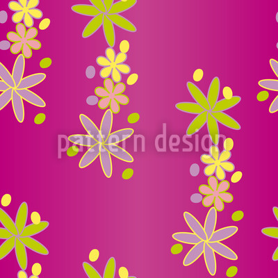 Fancy Party Seamless Vector Pattern