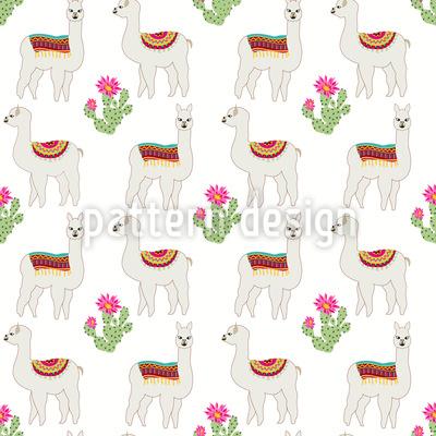 Attentive Llama Vector Pattern