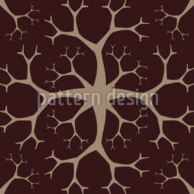 Lebensbaum Rapportiertes Design
