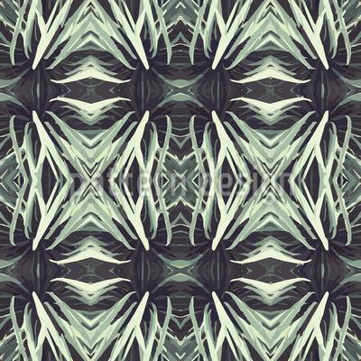 Dickicht Muster Design