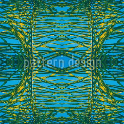 Dickicht Struktur Musterdesign