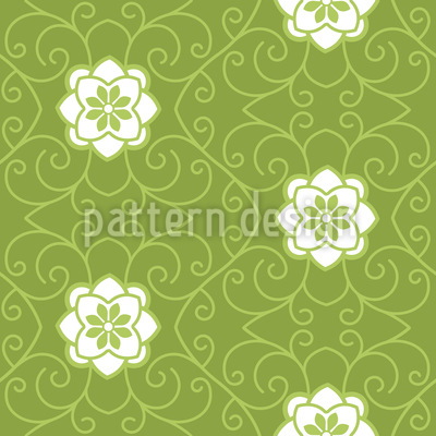 Sleeping Beauty Awakening Pattern Design