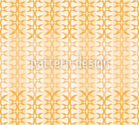 Streifen Aus Dornen Vektor Muster