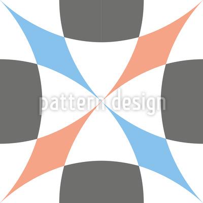 Kannst Du Den Kreis entdecken Rapportiertes Design