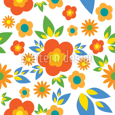 This Is It Seamless Vector Pattern Design