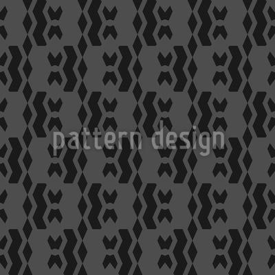 Reifenspuren Rapportiertes Design