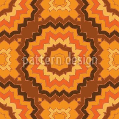 Aktuelle Vergangenheit Muster Design