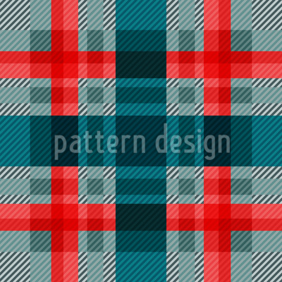 Northern Tartan Vector Design