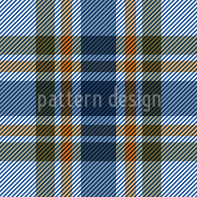 Cool Tartan Repeating Pattern