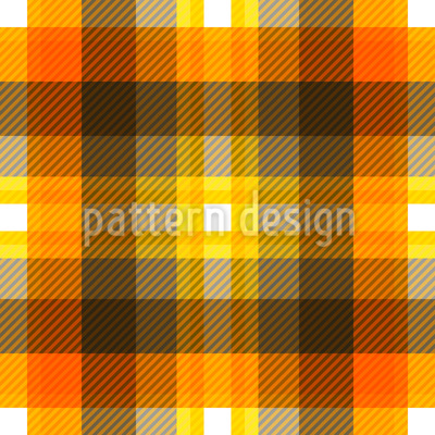 Hunting Tartan Pattern Design