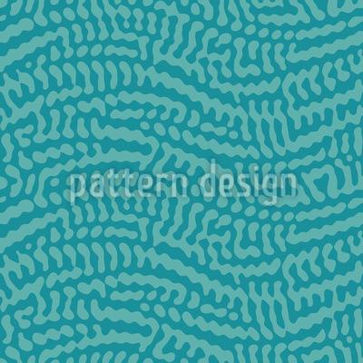 Flateyri Wellen Muster Design