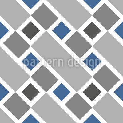 Geometrie-Wand Nahtloses Vektormuster