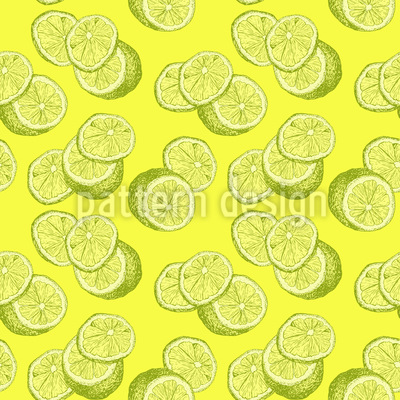 Zitronen-Skizze Rapport