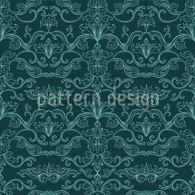Glorious Arabesques Vector Pattern