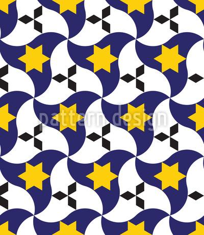 Star Flags Vector Design