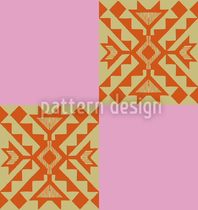 Contradict Seamless Vector Pattern Design