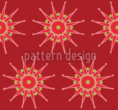 Stars On Fire Design Pattern