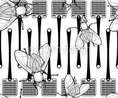 Housefly Pattern Design