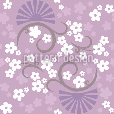 Magical East Seamless Vector Pattern Design
