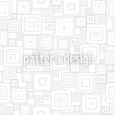 Grey Squares Seamless Vector Pattern Design