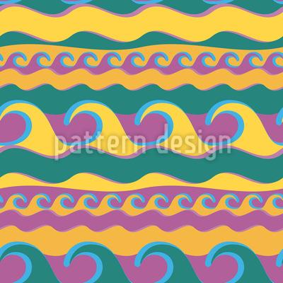 Meer Der Freuden Muster Design