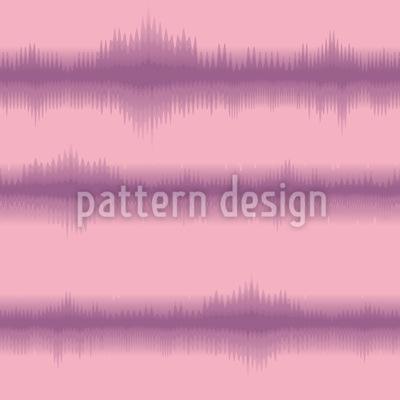 Sanfte Batik Streifen Muster Design