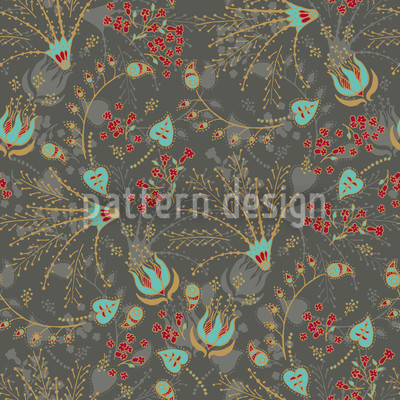Natashas Magic Garden Pattern Design