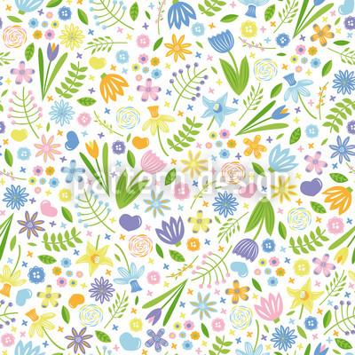 Arrangement Floral Vector Ornament