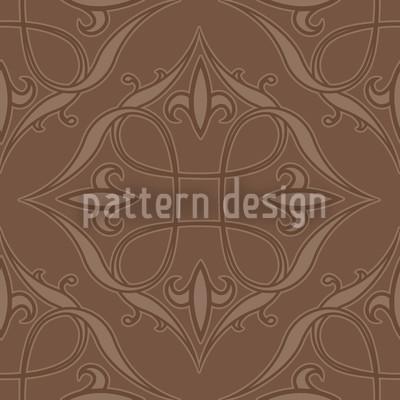 Renaissance In Braun Vektor Design