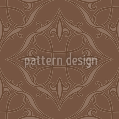 Renaissance In Brown Vector Design