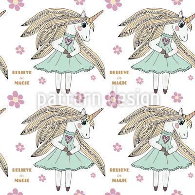 Unicorn Girls Vector Design