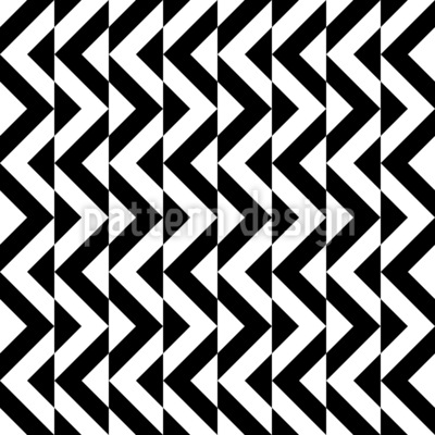Weird Geometry Seamless Vector Pattern Design