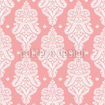 Graphical Damasks Seamless Vector Pattern Design