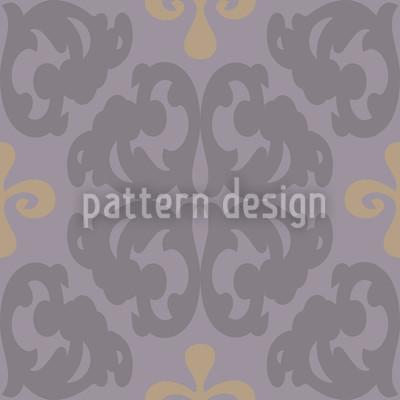 Paparock Braun Vektor Muster