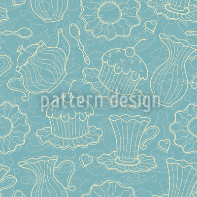 Hen Party Petrol Pattern Design