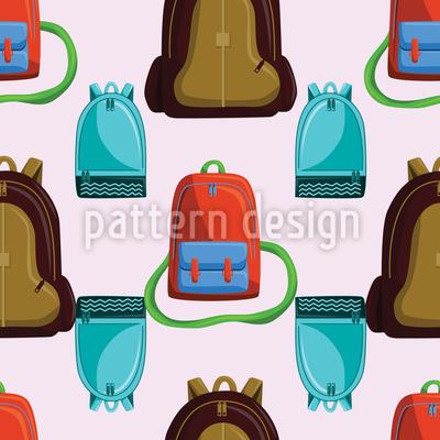 Buchträger Vektor Ornament