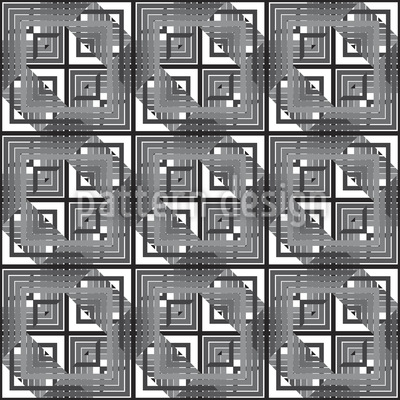 Tartan Tiles Pattern Design