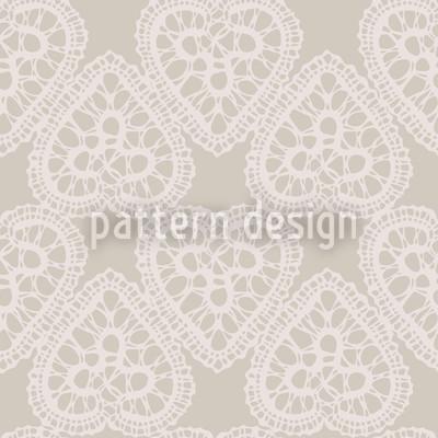 Omas Herzen Muster Design