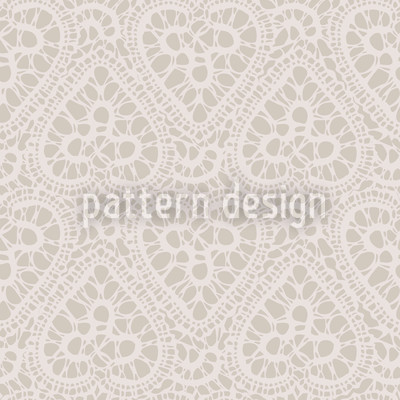 Bewildered Hearts Sand Pattern Design