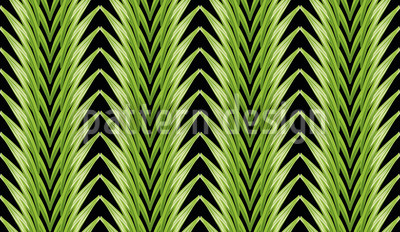 Tropical Flush Seamless Vector Pattern Design
