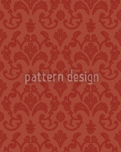 BarRock Seamless Vector Pattern Design