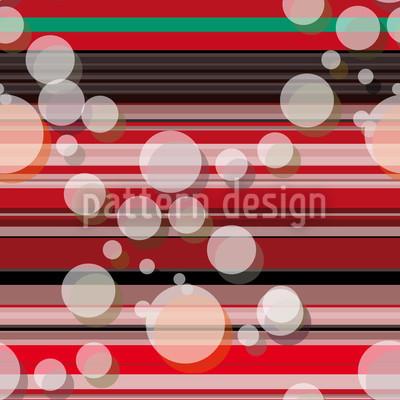 Zeitraffer In Rot Vektor Design