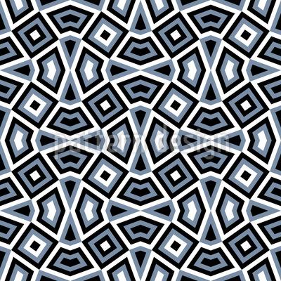 Buckled Shapes Design Pattern