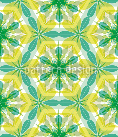 Kaleidoscope Extreme Mint Repeat