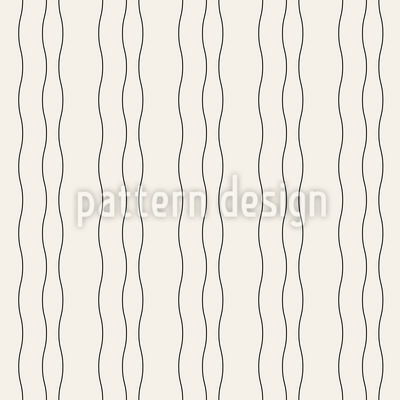 Vertical Wavy Stripes Repeating Pattern