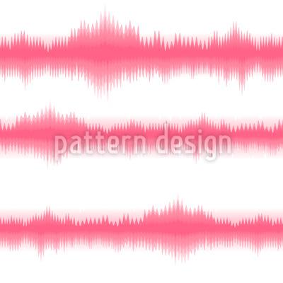 Batik Streifen Pink Nahtloses Muster