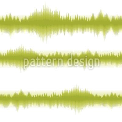 Batik Streifen Grün Vektor Muster