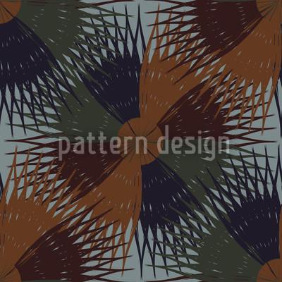 Abstrakt Kreisrund Muster Design