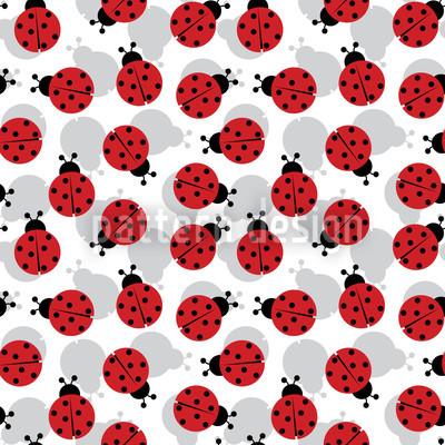 Beetlemania disegni vettoriali senza cuciture