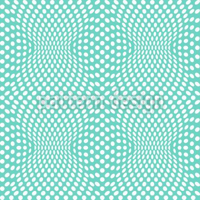 Op Art Punkte Muster Design